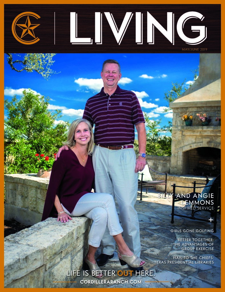 Cordillera Ranch Living Magazine MayJune 2019 Cover