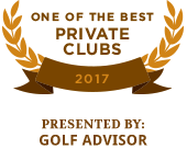 One of the Best Private Clubs 2017
