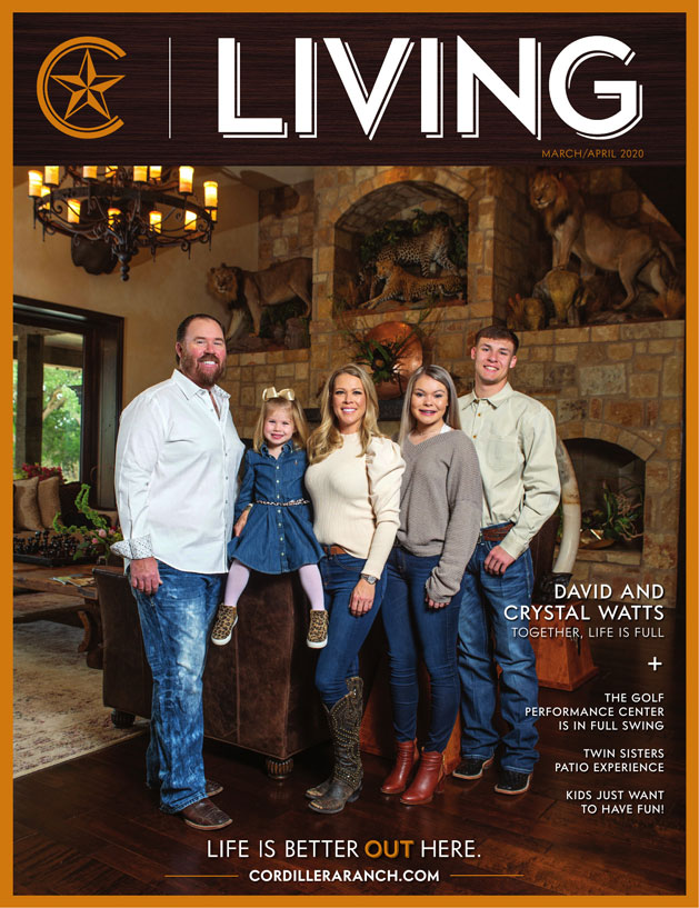 CR Living March - April 2020