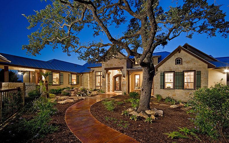 Authentic Custom Homes Cordillera Ranch
