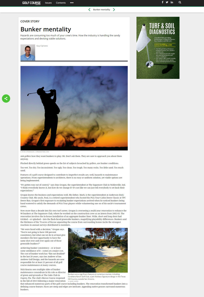 GolfCourseIndustry.com 2.21.17 Cordillera Ranch 1