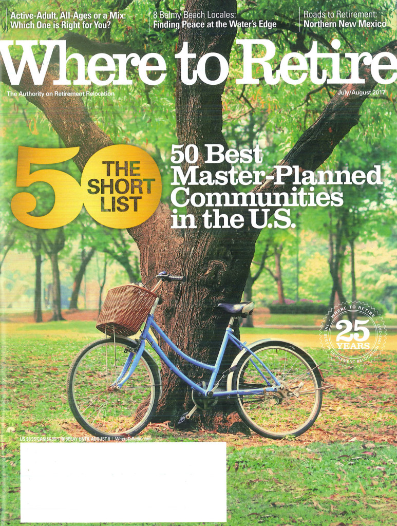 Where To Retire 7.17 Cover